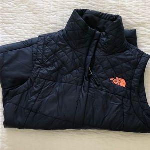 Northface Full Zipper Vest